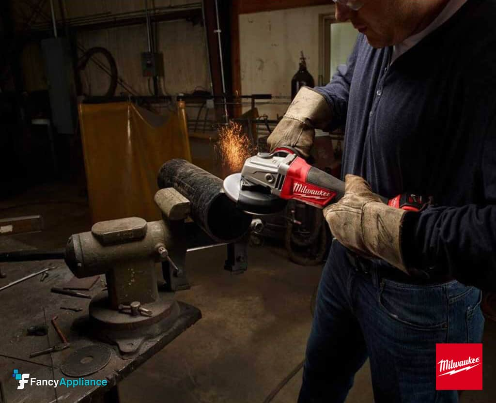 Milwaukee 2780-20 M18 Fuel - Best Cordless Angle Grinder