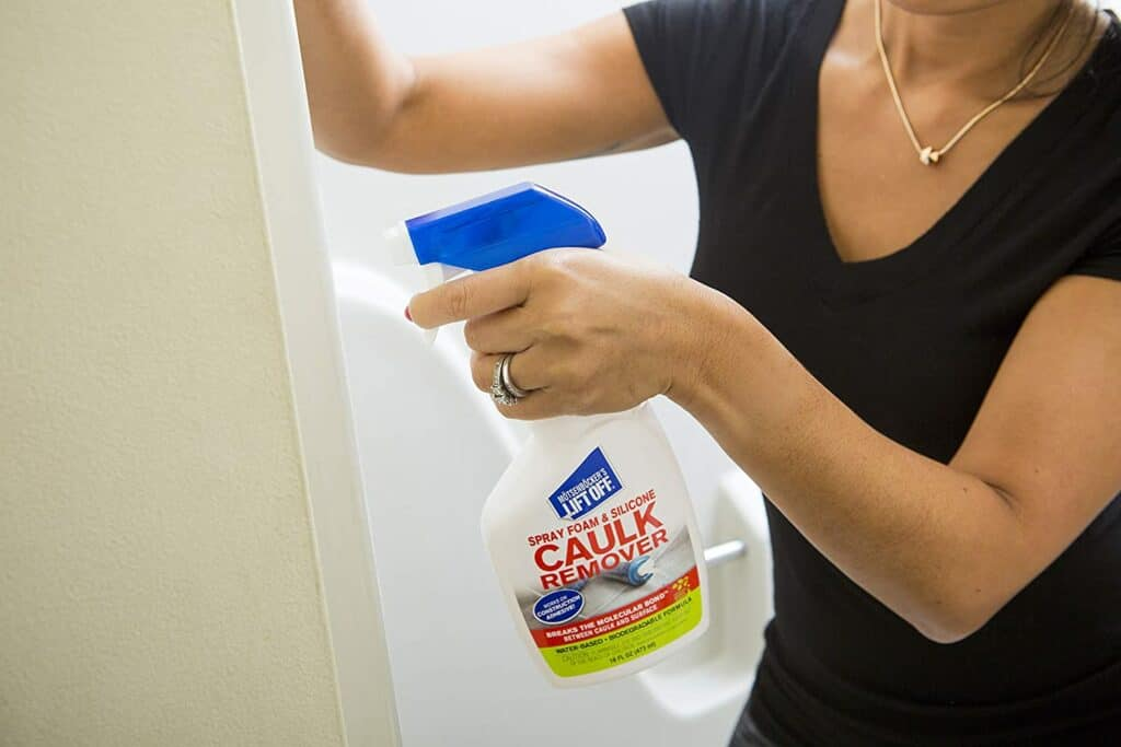 How to Remove Silicone Caulk